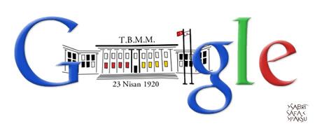 """Google """"Logo Yapsana"""" Yarışması için hazırladığım çalışma!"""