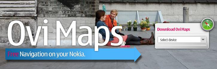 Nokia-Ovi-Maps