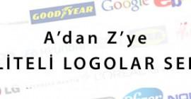 A'dan Z'ye kaliteli logolar serisi (eski arşiv)