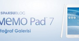Asus MeMO Pad 7 (ME176C) inceleme #1 fotoğraf galerisi