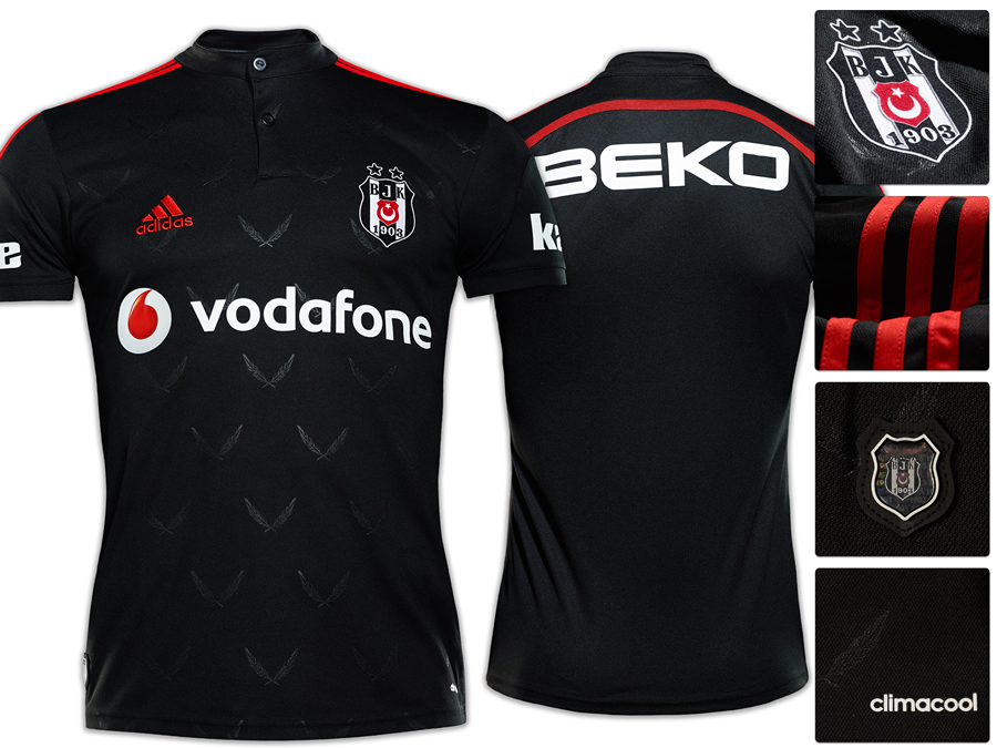2014-2015 Besiktas away forma