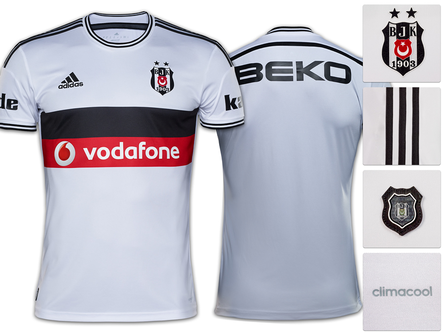 2014-2015 Besiktas ic saha formasi
