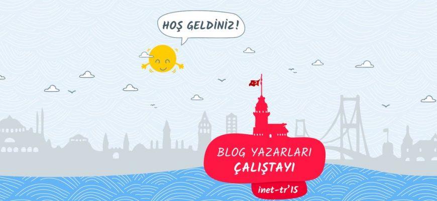 blogyazarlaricalistayi