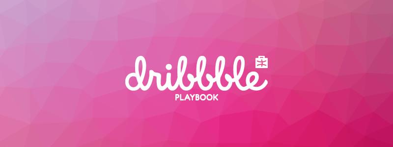 Dribbble sitesinin yeni portföy yayınlama özelliği Playbook