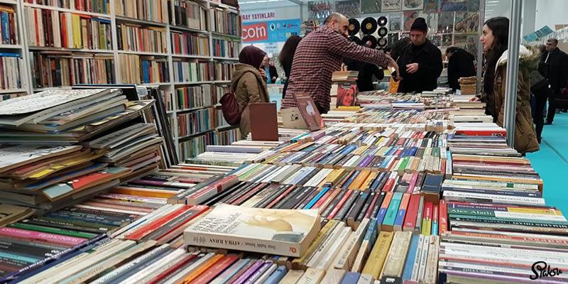 Tavsiye: 11. Ankara Kitap Fuarı Başladı (6-15 Ocak)
